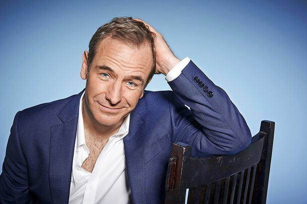 Robson Green Robson Green quotMy only regret is wearing really tight