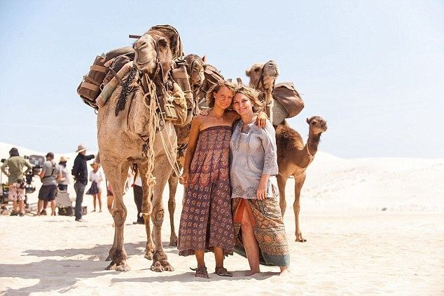 Robyn Davidson Almost 37 years after Robyn Davidson took four camels