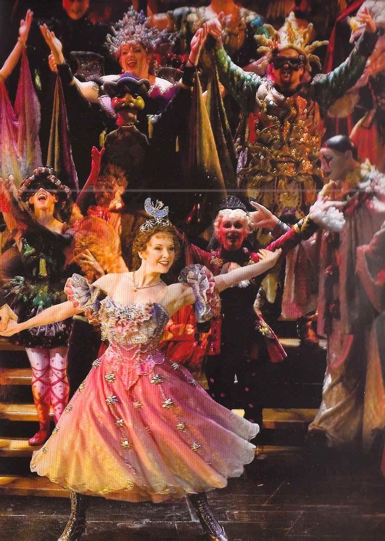 Robyn North Robyn North as Christine Christine Daae Pinterest Opera