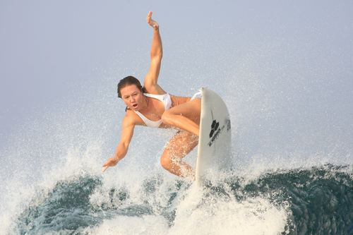 Rochelle Ballard Rochelle Ballard Surf Into Yoga
