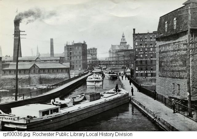 Rochester, New York in the past, History of Rochester, New York