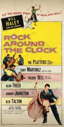 Rock Around the Clock (film) Rock Around the Clock film Wikipedia