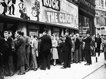Rock Around the Clock (film) Blog Archive Rock Around The Clock 1956 Bill Haley and The Comets