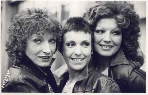Rock Follies Rock Follies The Talking Pictures ITV 16 Mar 1976 Denis Lill