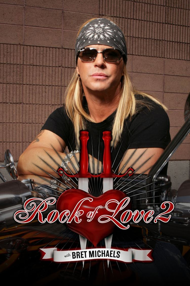 Rock Of Love With Bret Michaels Season 1 - Alchetron -2134