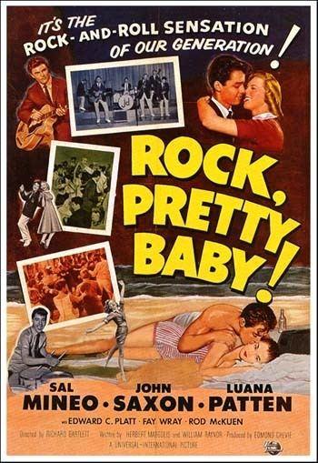Rock, Pretty Baby imgsoundtrackcollectorcommovielargeRockPrett