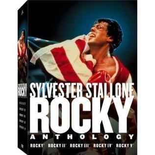 Rocky (film series) movie poster