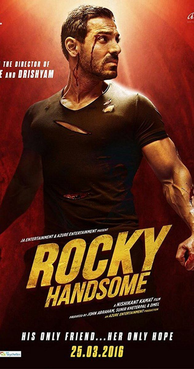 Rocky Handsome 2016 IMDb