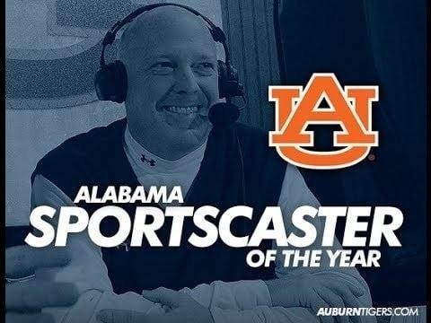 Rod Bramblett Auburn Football Top 35 Rod Bramblett calls YouTube