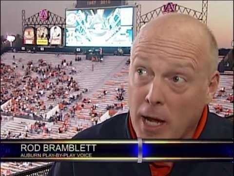 Rod Bramblett Auburns Rod Bramblett In His Own Words YouTube