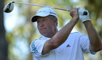 Rod Spittle Canadian golfer Rod Spittle cant replicate outstanding first round