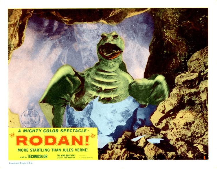 Rodan (film) Rodan film Alchetron The Free Social Encyclopedia