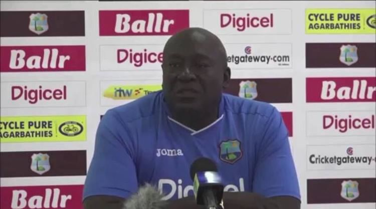 Roddy Estwick West Indies vs India Bowlers are still learning says WI bowling