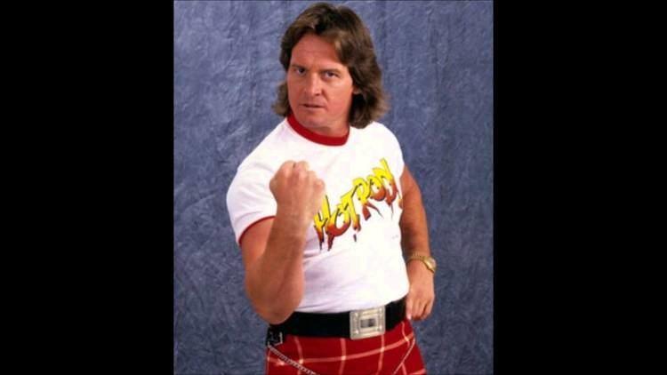Roddy Piper Rowdy Roddy Piper 2nd WWE Theme YouTube