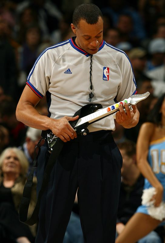 Rodney Mott Rodney Mott NBA Referee Basketball NBA Pinterest NBA and Nba