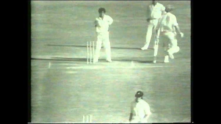 Rodney Redmond (Cricketer)