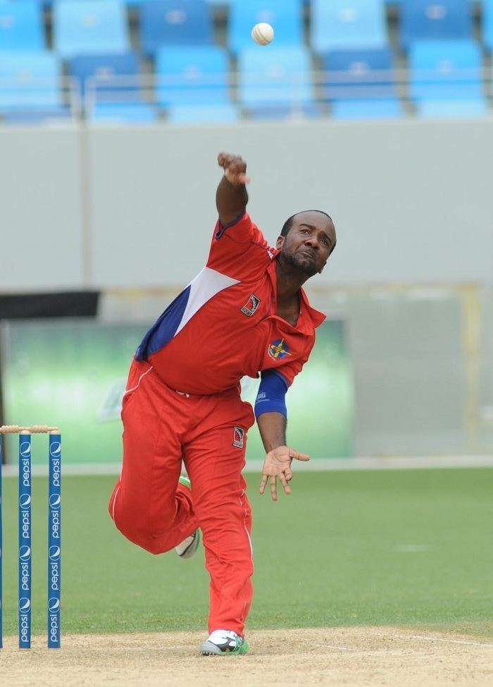 Rodney Trott (Cricketer)