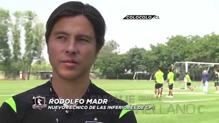 Rodolfo Madrid Rodolfo Madrid aterriza en las canchas del Monumental