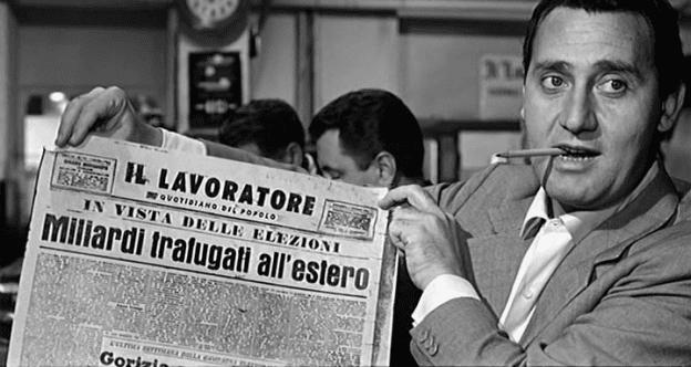 Rodolfo Sonego Rodolfo Sonego e la vita difficile degli italiani Punto