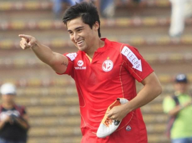 Rodrigo Cuba Rodrigo Cuba sera nuevo jugador de Universitario de