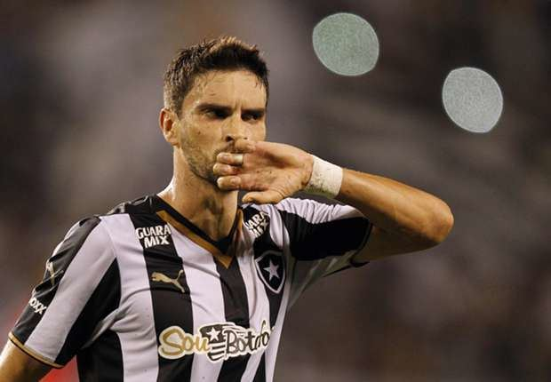 Rodrigo Pimpão Rodrigo Pimpo destaca invencibilidade do Botafogo na Srie B Goalcom