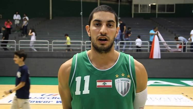 Rodrigue Akl Post game interview with Rodrigue AKl Tadamon vs Sagesse YouTube
