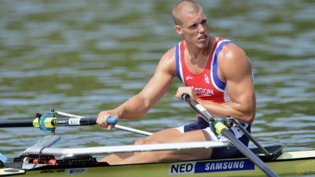 Roel Braas Dutch rower Roel Braas Rowers Rowing Crew Pinterest