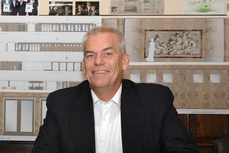 Roel Pieper Roel Pieper wil meer overnames in OekraneNieuws