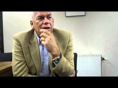 Roel Pieper Roel Pieper deelt ervaring in VentureLab Twente YouTube