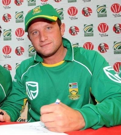 Roelof van der Merwe (Cricketer)