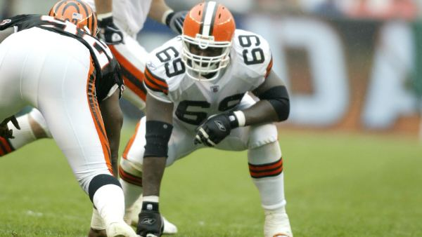 Roger Chanoine Former Browns OL Roger Chanoine passes away