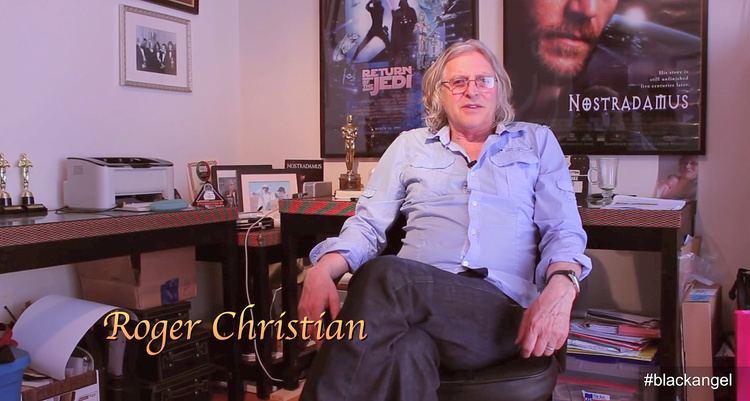 Roger Christian (filmmaker) Black Angel Roger Christian39s rediscovered sword and