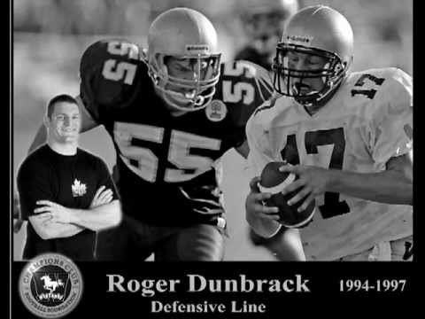 Roger Dunbrack Roger Dunbrack A Mustangs Legend Western Mustangs YouTube