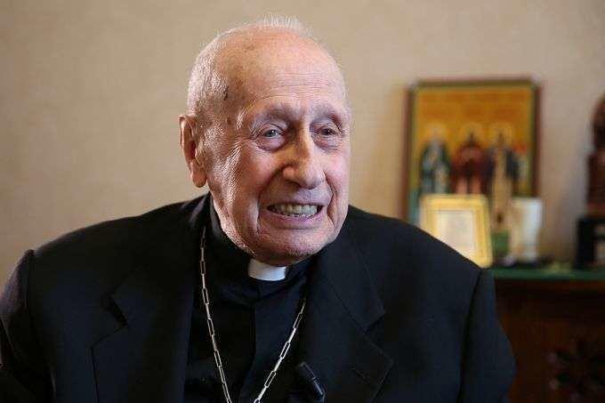 Roger Etchegaray A missionary Pope Cardinal Etchegaray39s memory of Paul VI