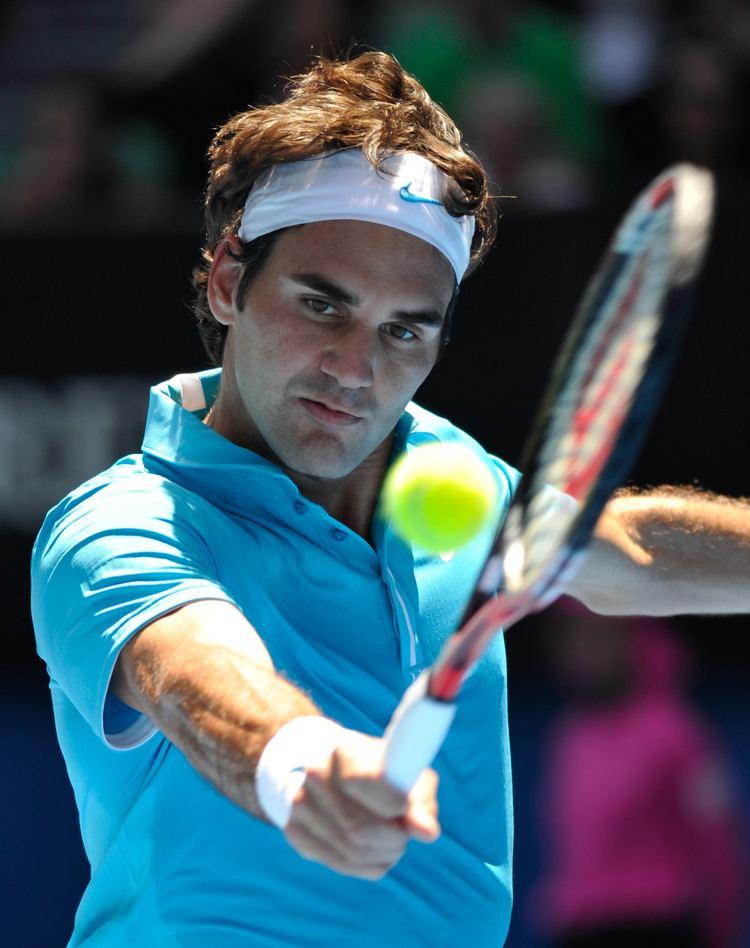 Roger Federer Roger Federer Wikipedia the free encyclopedia