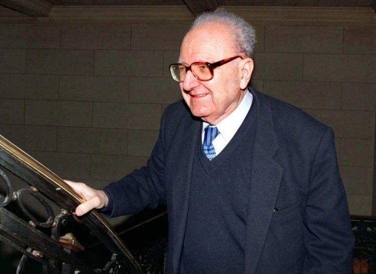 Roger Garaudy Roger Garaudy Communist Christian Philosopher