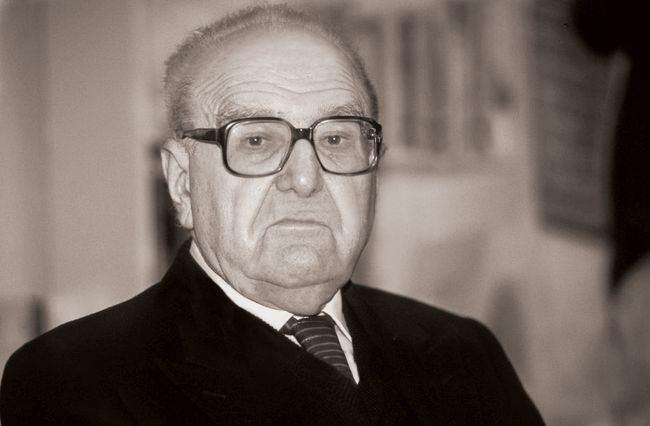 Roger Garaudy Roger Garaudy vefat etti nemli Adamlar Dnya Bizim