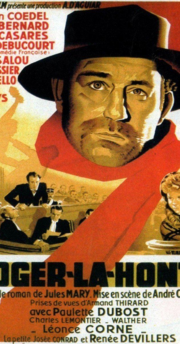 Roger la Honte (1913 film) Roger la Honte 1946 IMDb
