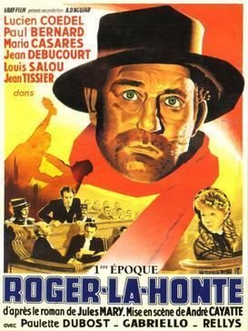 Roger la Honte (1913 film) Roger la Honte 1946 film Wikipedia