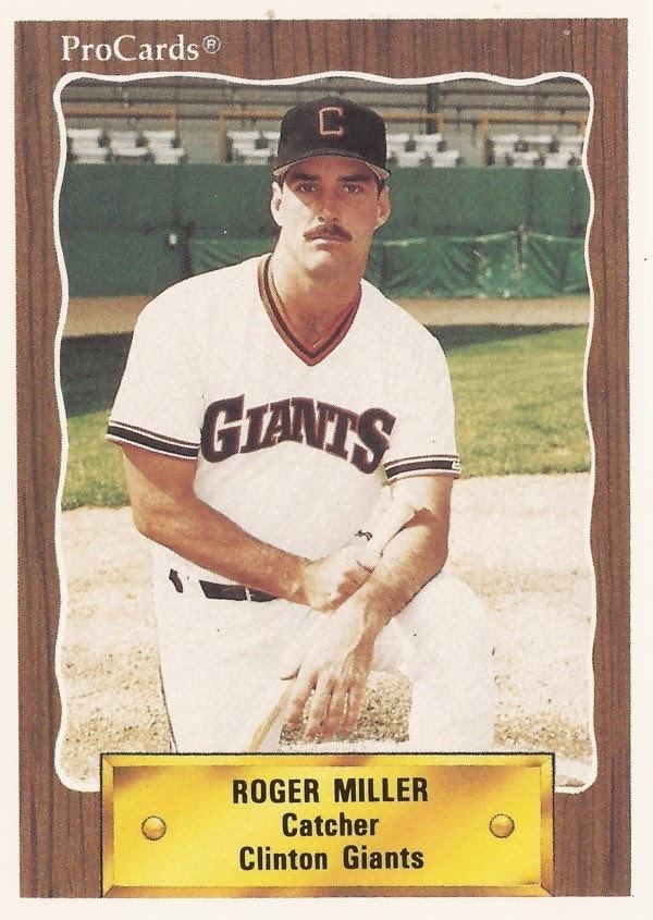 Roger Miller (baseball) The Greatest 21 Days Roger Miller Very Excited 2553