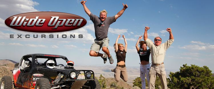Roger Norman (racing driver) Roger Norman Joins Wide Open Excursions and Opens New Reno Location