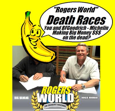 Roger Norman (racing driver) Baja Racing News LIVE SCOREInternationalRoger Norman Race Rescue