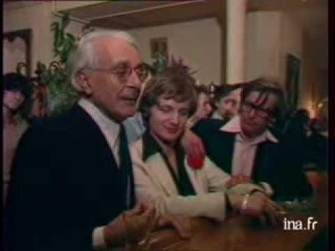 Roger Peyrefitte Mariage homosexuel en 1982 Roger Peyrefitte YouTube