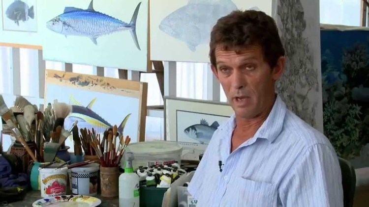 Roger Swainston Swainston39s Fishes of Australia Roger Swainston YouTube
