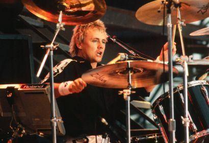 Roger Taylor (Queen drummer) QUEEN Drummer ROGER TAYLOR Names New Solo Album