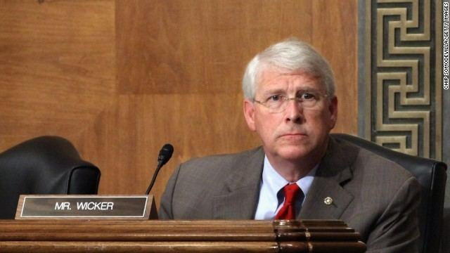 Roger Wicker Who is Roger Wicker CNN Political Ticker CNNcom Blogs