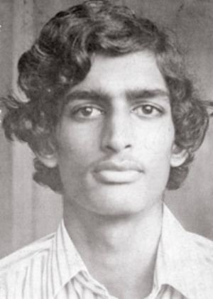 Roger Wijesuriya Sri Lankas leftarm spinner who has one of the