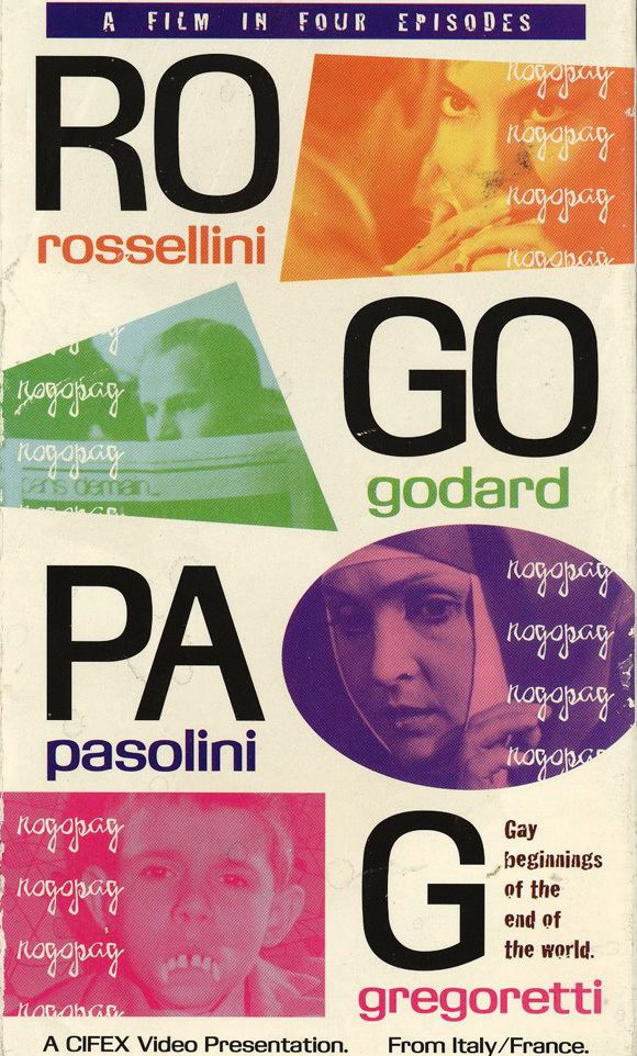 Ro.Go.Pa.G. RoGoPaG Movie Posters From Movie Poster Shop