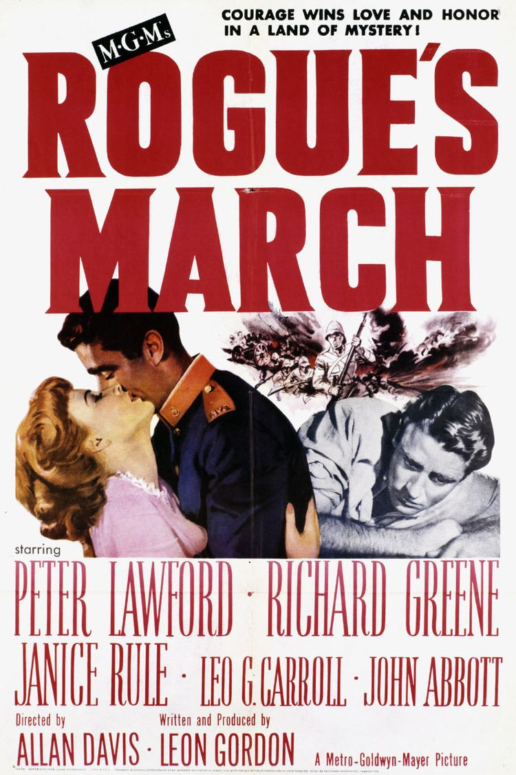 Rogue's March (film) wwwgstaticcomtvthumbmovieposters11706p11706