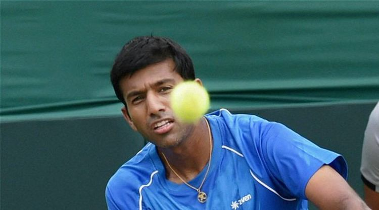 Rohan Bopanna Rohan Bopanna Profile Rohan Bopanna Biography Stats Table Tennis